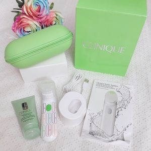 Clinique sonic cleansing face brush system